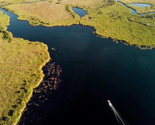 Xugana Island Lodge - Delta del Okavango