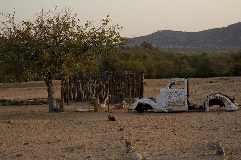 Sesfontein, Kaokoland