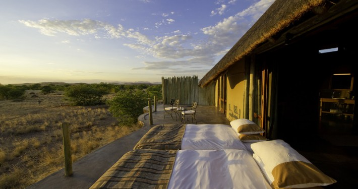 Doro Nawas Camp - Damaraland