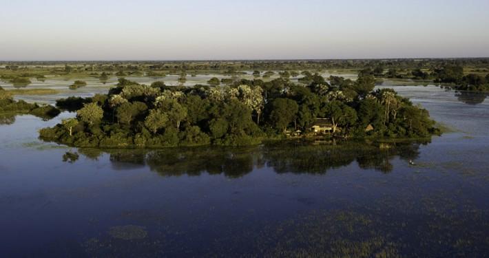 Jacana Camp - Delta del Okavango