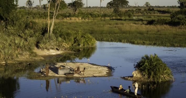 Jao Camp - Delta del Okavango