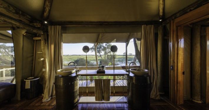 Little Mombo - Delta del Okavango