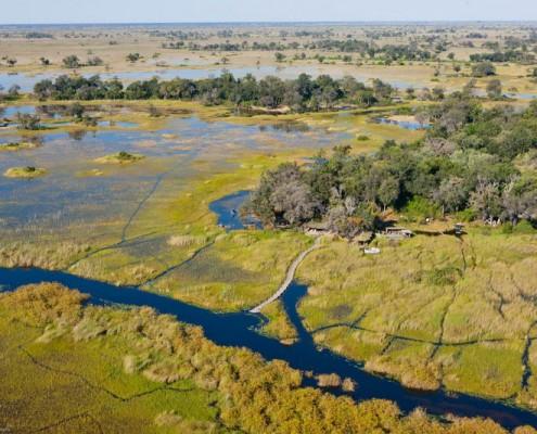 Little Vumbura Camp - Delta del Okavango
