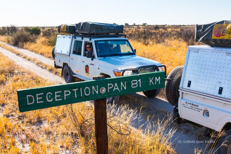 Deception Valley, Kalahari