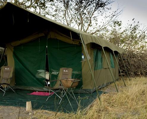 Tiendas Lujo Campamento Móvil