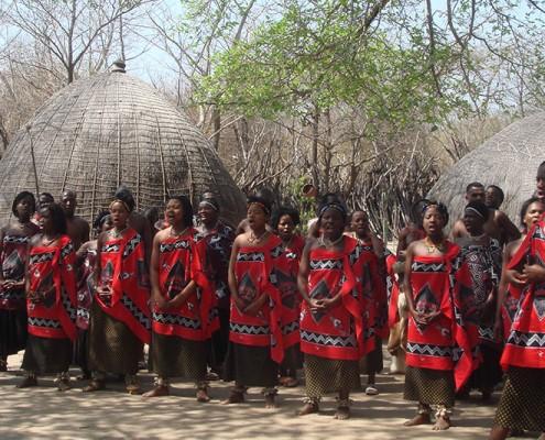 Swazilandia, Tesoros de Sudáfrica