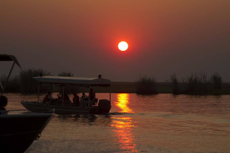 Crucero río Chobe