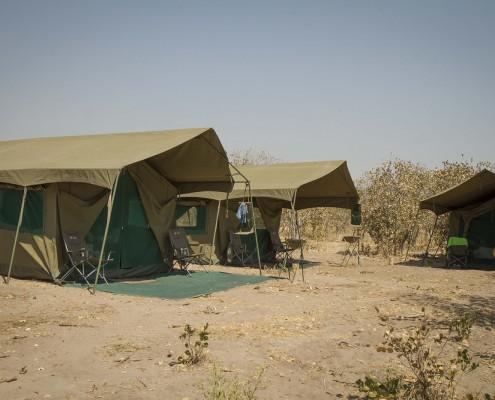 Campamentos Lujo Mopane