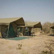 Campamento móvil de lujo en Botswana