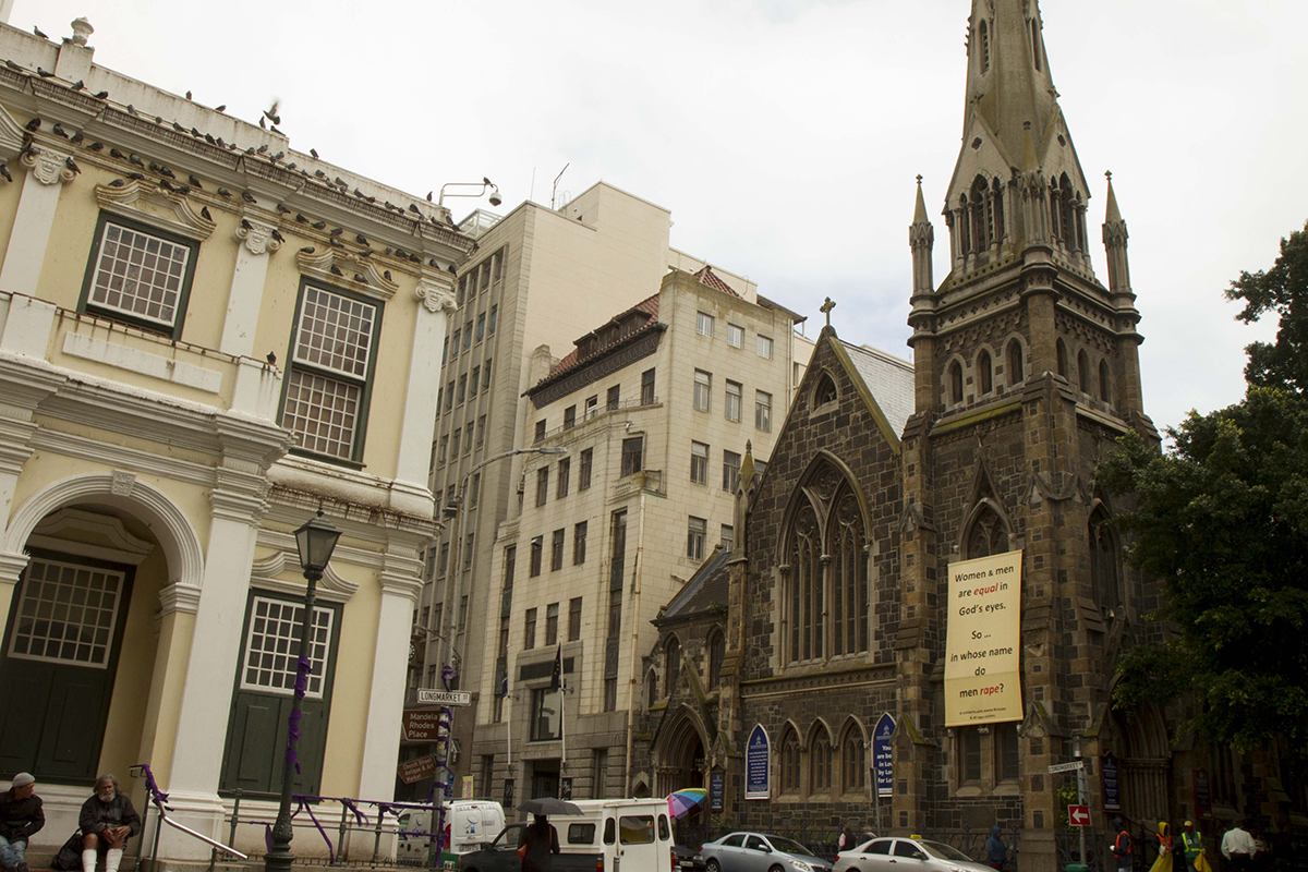 Cape Town, St George Cathedral