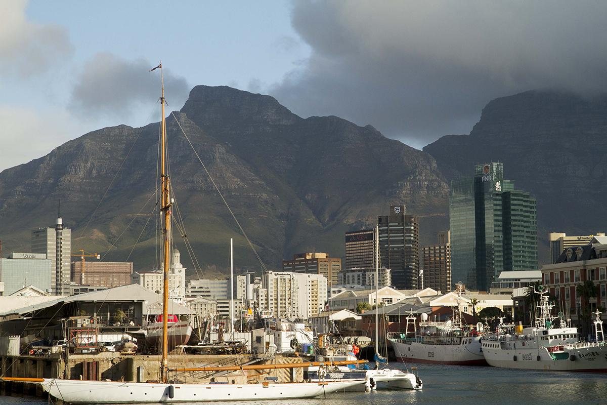 Sudafrica - Waterfront - Ciudad del Cabo