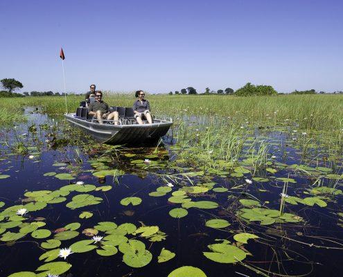 Kwetsani Lodge - Delta del Okavango