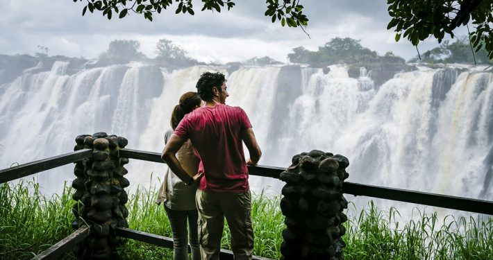 Cataratas Victoria - The Royal Livingstone