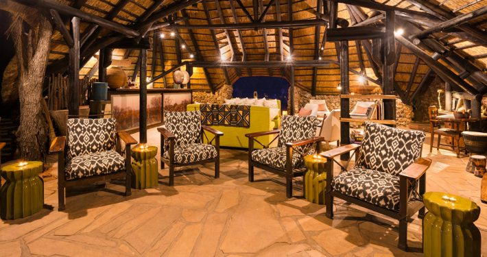 Ongava Tented Lodge