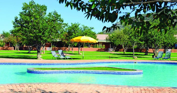 Damara Mopane Lodge