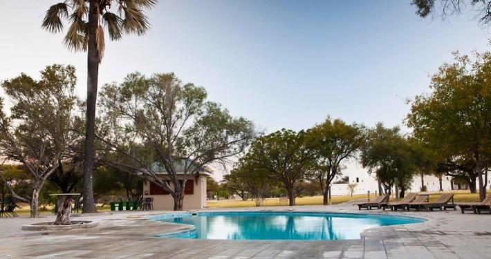 Namutoni Resort