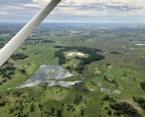 Botswana - Delta del Okavango
