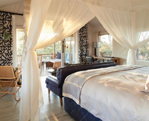 Savute Elephant Lodge