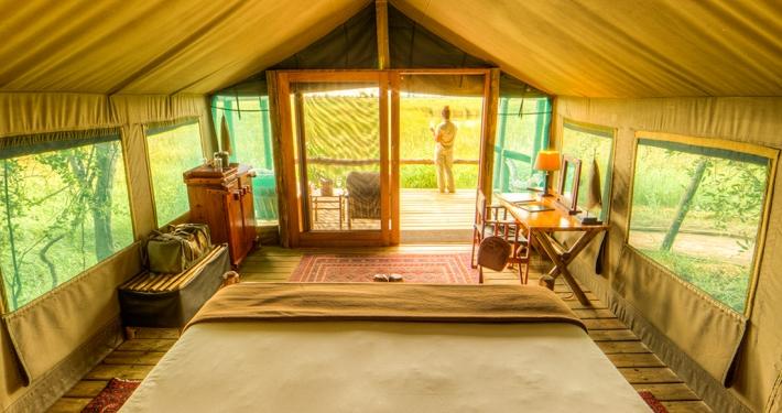 Camp Xakanaka - Habitación