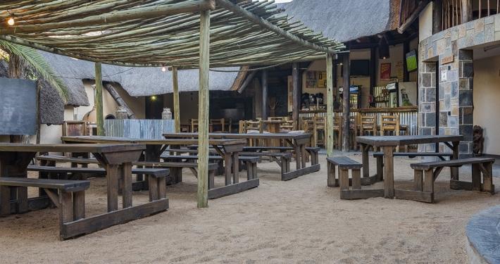 Sand Bar en Tautona
