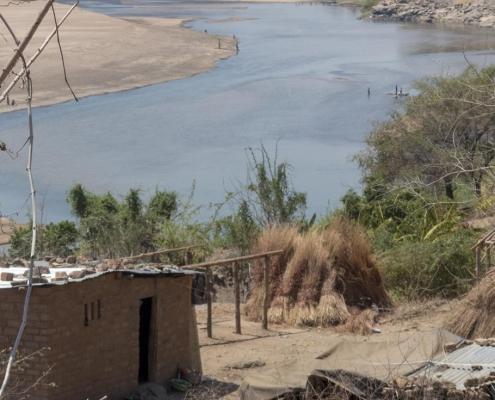 Río Luangwa, Zambia