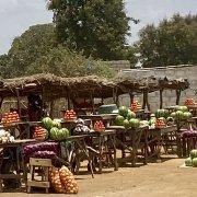 Poblaciones en ruta. Zambia