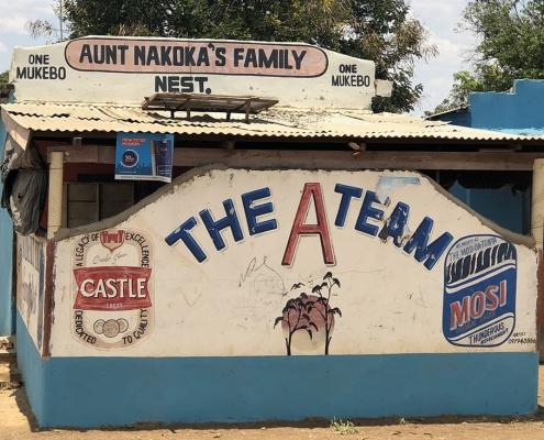 En ruta, Zambia