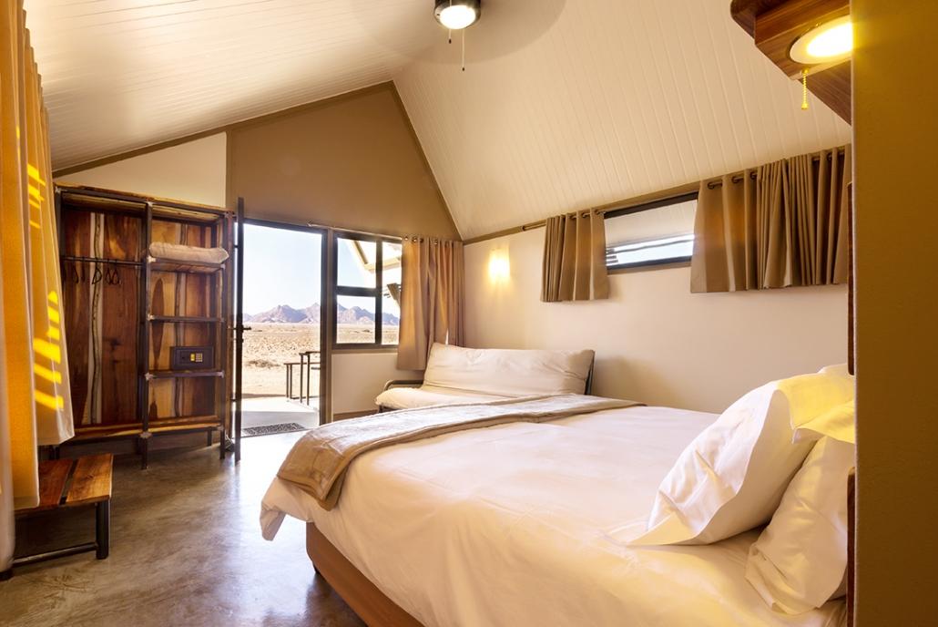 Desert Quiver Camp - chalet