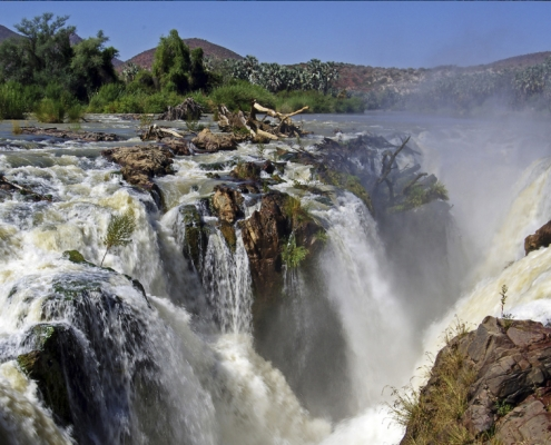 Epupa Falls - Kunene