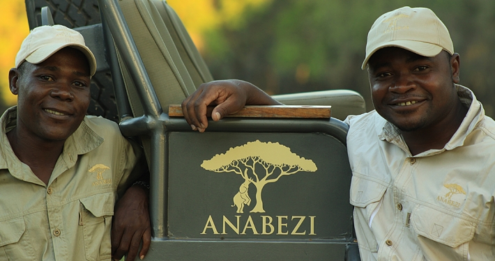 Safari en Anabezi Luxury Tented Camp