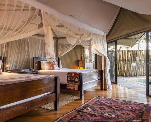 Anabezi Luxury Tented Camp