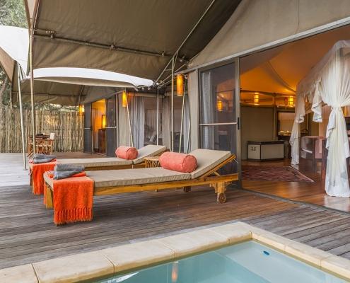 Habitación - Anabezi Lodge