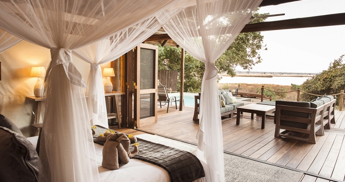 Chiawa Tented Camp - Safari Tent