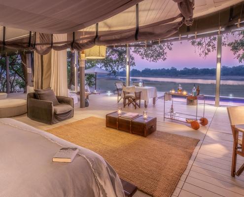 Villa - Time and Tide Chinzombo