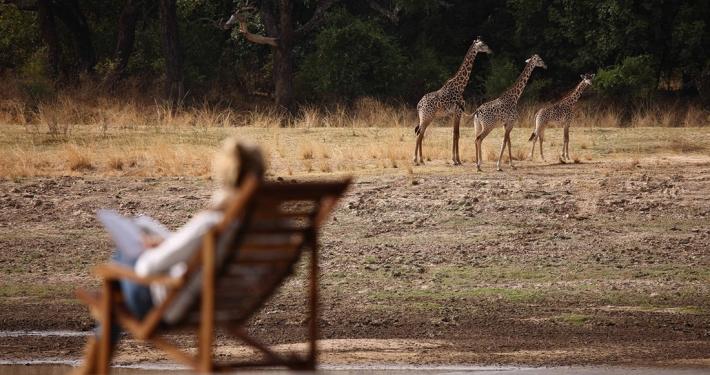 Relax en Chinzombo