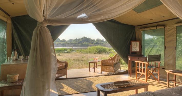 Safari Tent Flatdog Camp
