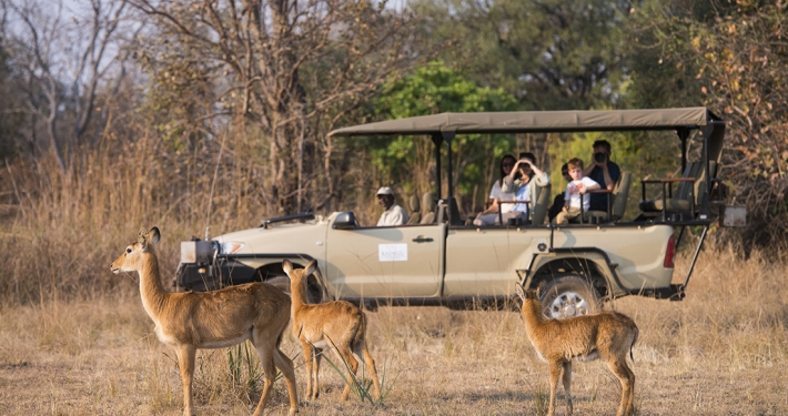 Safari en Kafue - KaingU Safari Lodge