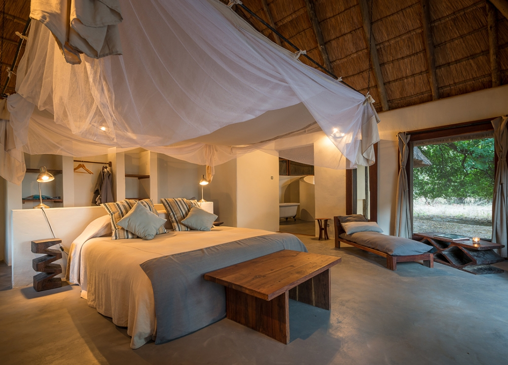 Suite - Luangwa River Camp