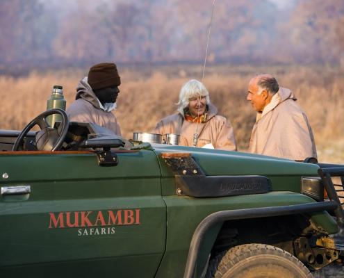 Safaris en 4x4 en Kafue