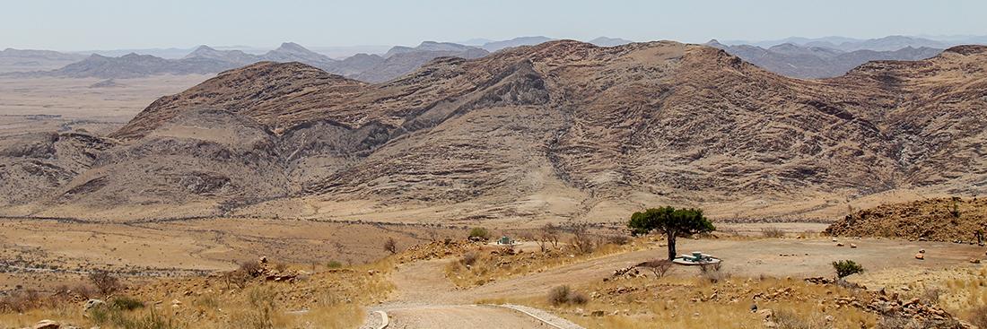 PN Namib-Naukluft - Desierto del Namib