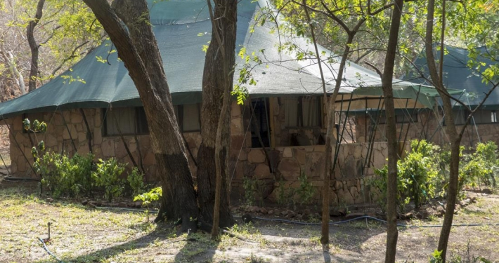 Chalets en Redcliff Zambezi Lodge