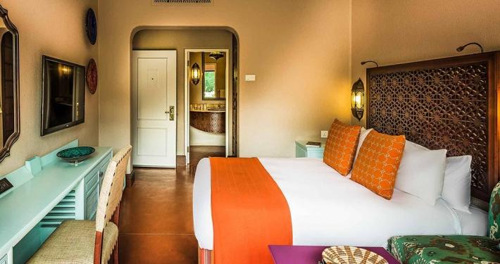Avani Victoria Falls Resort - habitacion estandar