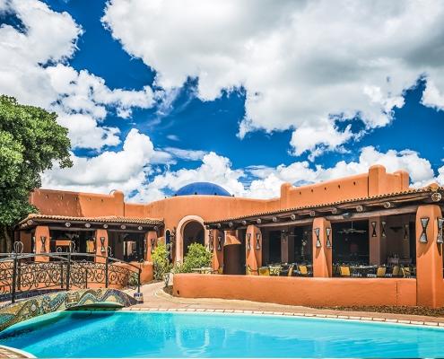 Pisicna - Avani Victoria Falls Resort