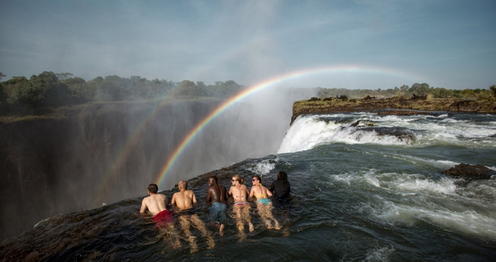 Devils Pool - Livingstone Island