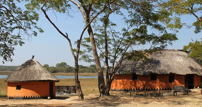 Wasa Lodge - Vista al lago