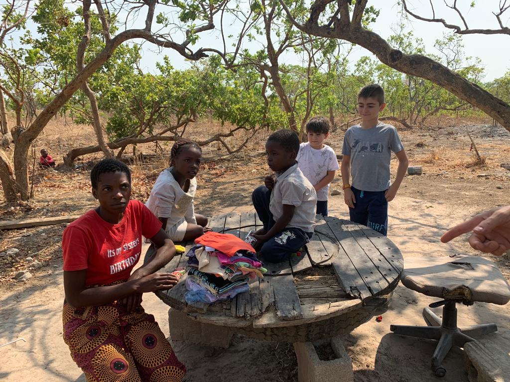 Nuestro viaje Zambia - en el centro de Kafue