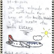 Diario de Hugo Viaje a Zambia