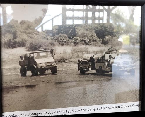 El nacimiento de Chiawa Camp