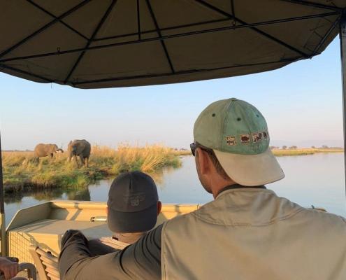 Zambia 2019 - Safari lancha Lower Zambezi