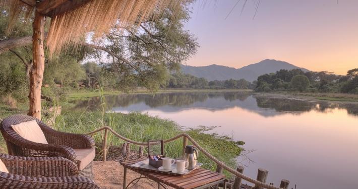 Area Comun - Chongwe River Camp